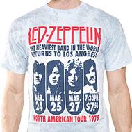 Tribut Apparel - Led Zeppelin LA 1975 (Men)