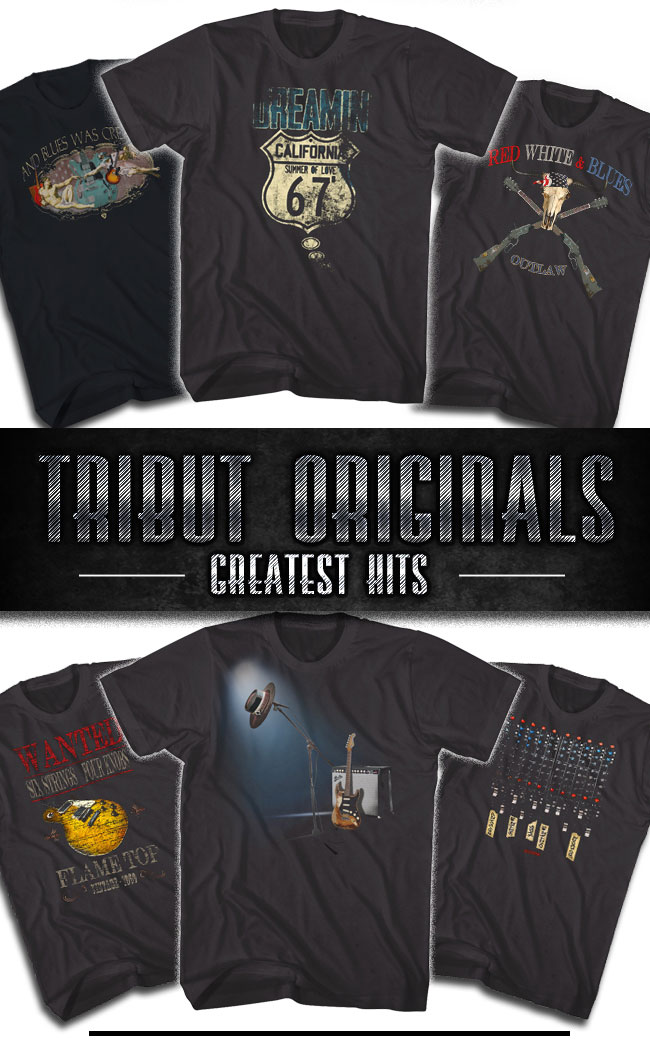 Click Here to shop our Tribut Originals Collection!